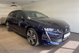 Peugeot 508 SW GT BlueHDi 180 AT8