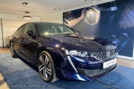 Peugeot 508 GT PureTech 225 AT8